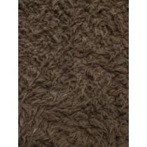 Cocoa Llama Cuddle Fabric - 1 Yd