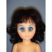 "Collette Wig 6-7"" Dark Brown Mohair"