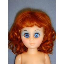 "Collette Wig 6-7"" Dark Carrot Mohair"