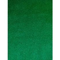 Craft Velour - Emerald  - 1 Yd
