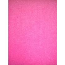 Craft Velour - Shocking Pink - 1 Yd