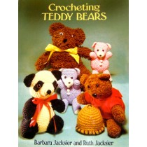 Crocheting Teddy Bears Book