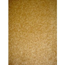 Curly Matted Finish Mohair - Honey Tan