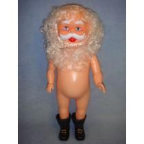 """Doll - 13"""" Santa w_Boots"""