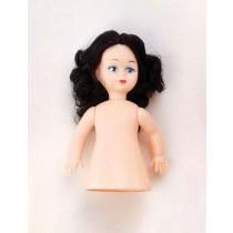 """Doll - Air Freshener - 6 1_2"""" Black Hair"""