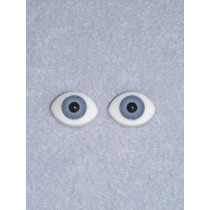 Doll Eye - Paperweight - 18mm Blue Violet