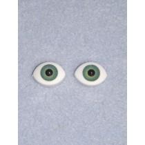 |Doll Eye - Paperweight - 18mm Green