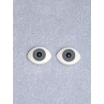 Doll Eye - Paperweight - 18mm Kestner Gray