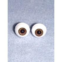 Doll Eye - Real Eyes - 12mm - Hazel
