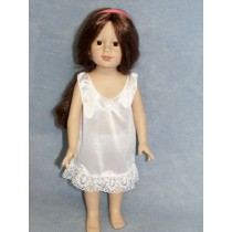Doll Slip - White Size 4