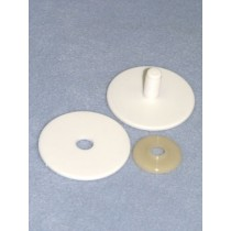 Doll and Bear Joints - 55mm Pkg_12