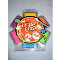 Eraser Clay - Multi-pack