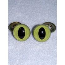 Eye - Cat - 7.5mm Green Pkg_6