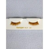 Eyelash - Angled - Brown