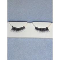 Eyelashes - Angled - Black
