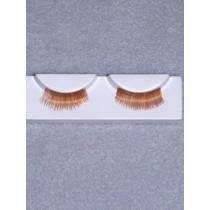 Eyelashes - Fine - Carrot