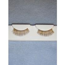 Eyelashes - Light Brown