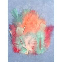 Feathers - Turkey - Victorian 1_2 oz Pkg