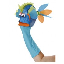 Fish Sock Friends Puppet Kit