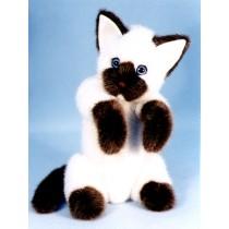 """Fitz-12"""" Siamese Kitten Pattern"""