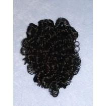 Hair - Ringlets - Black .5oz
