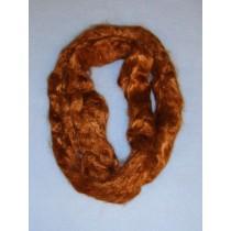 Hair - Wavy Locks - Medium Brown