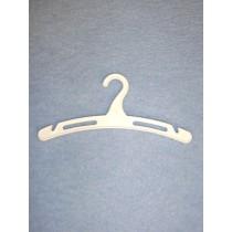 "Hangers - Plastic - 5"" Pkg_12"