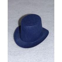 """Hat - Top - 3"""" Blue"""