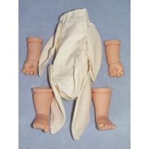 Infant Body Pack - Translucent