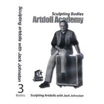 Jack Johnston Video 3 - Sculpting Bodies & Feet