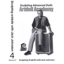 Jack Johnston Video 4 - Sculpting Advanced Dolls