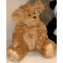 "Kit- 18"" Trevor Teddy Bear Fur Fabr"