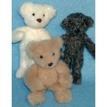 """Kit - Miniature Bears - 4"""""""