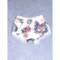 "Knit Doll Panties-21-23"" Dolls-Asst"