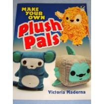 Make Your Own Plush Pals Book