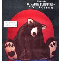 Mama Grizzly Bear Pattern - 2 Feet tall