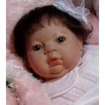 Marissa Doll Head w_Brown Eyes