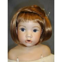 "Wig - Meagan - 8-9"" Light Strawberry Blond"