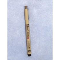 Micron Pigment Ink Pen - Black 02