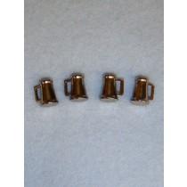 Miniature - Pewter Beer Mugs Set_4