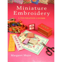 Miniature Embroidery Book