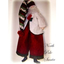 North Pole Santa Pattern