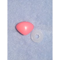 Nose - Triangle - 12mm Pink Pkg_6