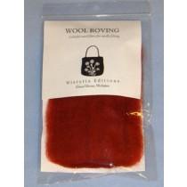 Nutmeg Wool Roving