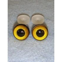 Owl Eye - 12mm Yellow Pkg_6