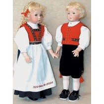 Pattern -Kjersti Norwegian Outfits