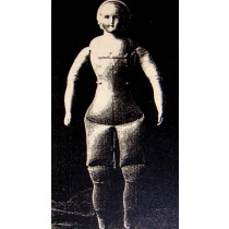 "Pattern - 21"" Alice Cloth Body"