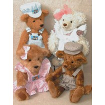 Pattern - Bear Clothes 17-18