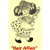 Pattern - Hair Affair