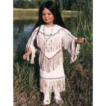 "Pattern - Indian Maiden - 19""-20"